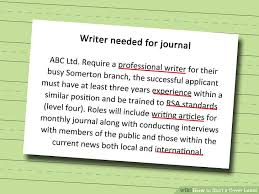 lovely how to write a cover letter wikihow 19 on resume cover