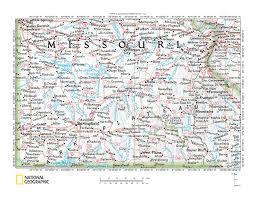 Mount Sac Map Little Sac River James River Drainage Divide Area Landform Origins