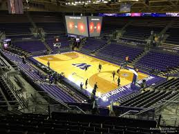 Alaska Airlines Seat Map by Alaska Airlines Arena Section 13 Rateyourseats Com
