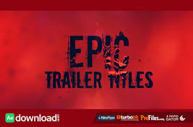 free download ae templates free adobe after effects template ae