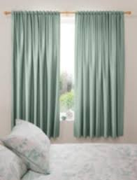 george home faux silk curtains harbour grey asda groceries