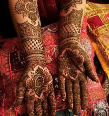 20 outstanding bridal mehendi designs collection 2018