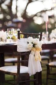 wedding chair decorations diy wedding chair decorations wedding decoration ideas gallery