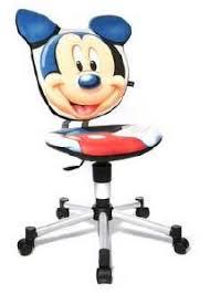 bureau enfant mickey chaise de bureau mickey pour enfant
