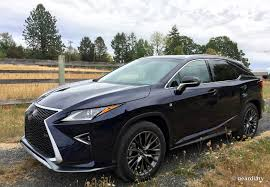 The 2016 Lexus Rx 350 F Sport First Drive U2022 Geardiary