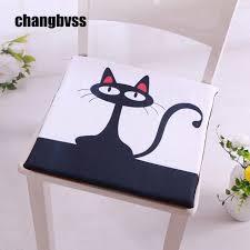g nstige k che günstige sofa matte stuhl kissen katze muster sitzkissen