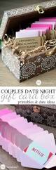 date night gift card box box and gift