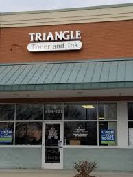 Toner Rd triangle toner and ink home