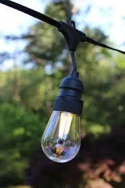 Edison Bulb String Lights Led Edison Bulb String Lights 10 Edison Bulbs Gardeners Com