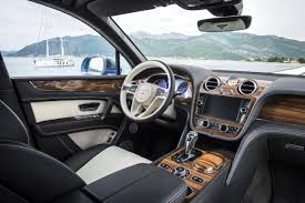 bentley exp 10 interior bentley exp 9 f suv new video and pictures autotribute