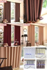 visit to buy modern blackout window curtains drapes for bedroom