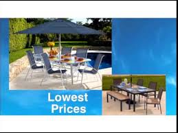 Fortunoffs Outdoor Furniture by Fortunoff Backyard Triple Bonus Sale Youtube