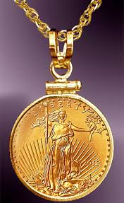 coin necklace gold images 5 dollar gold eagle coin necklace ncm8 5e 20b8 jpg