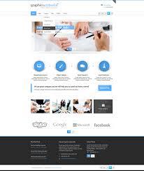 web design templates psd corporate business web design template designs