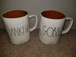dunn thanksgiving mugs mercari buy sell things you