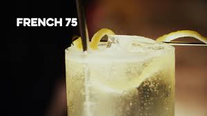 french 75 recipe how to drink french 75 youtube