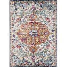 Grey And Blue Area Rugs Blue Rugs You U0027ll Love Wayfair