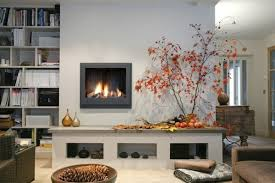 decorations wall mounted indoor fireplaces your daily furniture living space design with wall mounted white bookshelves