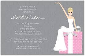 bridal shower invite wording bridal shower invitations plumegiant