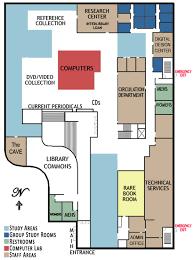 www floorplan floor plans reinert alumni memorial library creighton