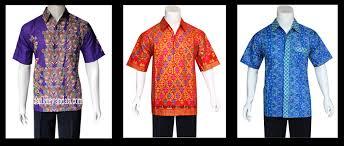 desain baju batik pria 2014 baju batik pria modern terbaru murah online toko baju batik online