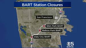 bart ahead of schedule to fix screechy balboa curve track in sf