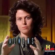 Aliens Meme Image - the same sigourney weaver aliens meme every day home facebook
