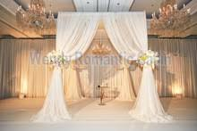 wedding ceremony canopy buy wedding decoration chuppah and get free shipping on aliexpress