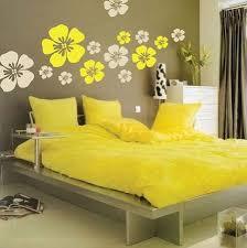 Flower Wall Art Design Floral Wall Decals Trendy Wall Designs - Wall design decals