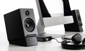Small Desk Speakers Small Desk Speaker Stands Desk Ideas