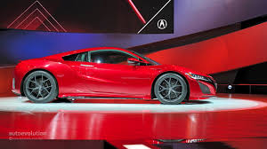 Acura Nsx Power Acura Nsx Production Kick Off Delayed Until Early 2016 Report