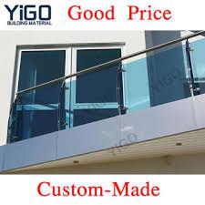 Fiberglass Handrail Aluminum And Glass Railings Plexiglass Railing Guard Buy