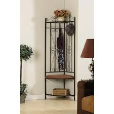 Corner Entryway Table Awesome Corner Entryway Table 3 Iron Corner Entryway Bench