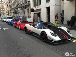 pagani zonda pagani zonda cinque roadster 22 july 2015 autogespot