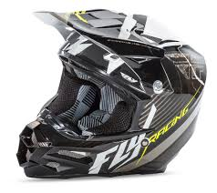 junior motocross helmets fly racing f2 carbon fastback helmet revzilla