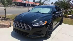 2014 Fusion Sport My Custom 2013 Ford Fusion Youtube