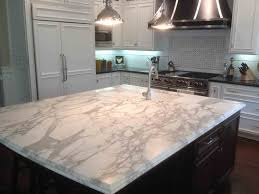 ideas of kitchen designs like niche behind stove marble vein a bit too tripe looking