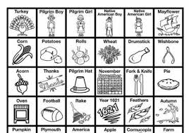 thanksgiving bingo educational resources and more