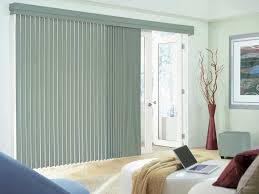 how to hang vertical blinds for french doors