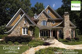 English Cottage Design by Lynford House Plan House Plans By Garrell Associates Inc