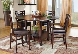 Counter Height Dining Sets Enchanting High Dining Room Chairs - Brilliant dining room tables counter height home