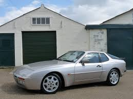 porsche 944 silver porsche 944 turbo s silver for sale