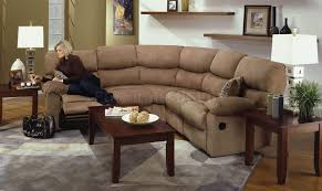 Microfiber Sectional Sofa With Chaise by Living Room Beautiful Sectional Sofas Under With Recliners Small