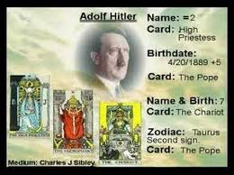 hitler born religion adolf hitlers name birth with tarots numerology youtube