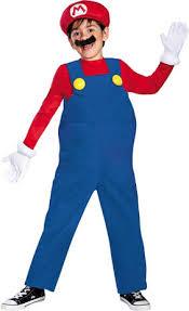 Toddler Luigi Halloween Costume Boys Luigi Costume Deluxe Super Mario Brothers Party