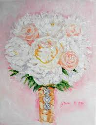 brides bouquet martha marlette buffalo ny artist s bouquet