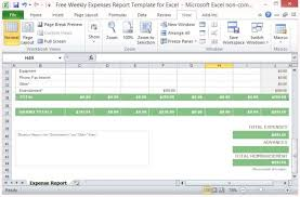 Monthly Expense Report Template Excel Sle Report In Excel Sle Excel Dashboard Report In A
