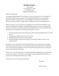 it support technician cover letter ideas of desktop support