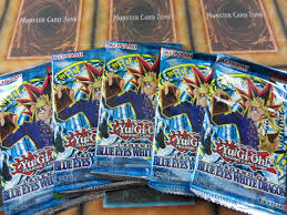 legend of blue eyes white dragon booster pack opening 31 sets of