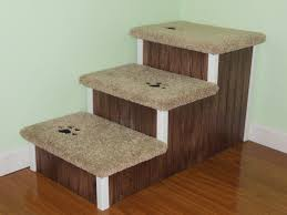 doggie steps for bed dog stairs 18 high pet steps for dogs dog steps for